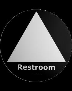 ADA Unisex (Gender Neutral) Restroom Sign